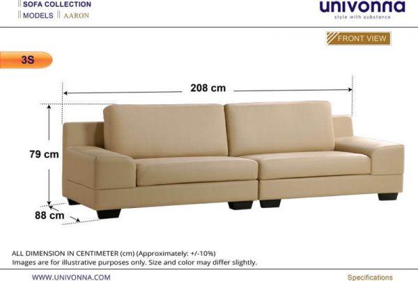 Leather sofa singapore trendy full size of sofacute for Small sofa singapore