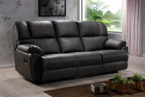 Kingston 3 Seater Recliner Sofa