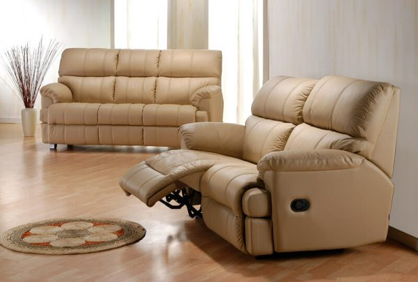 Bass Recliner Sofa Univonna