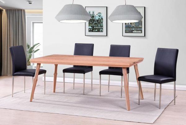 M Dining Table And Chairs Univonna - Coffee table with 4 chairs