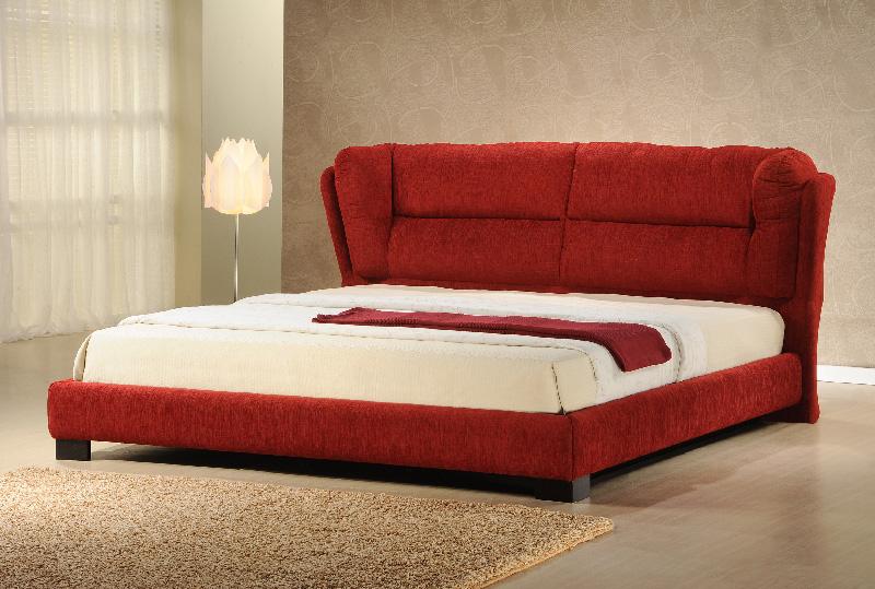 Gh25 fabric divan bed frame univonna for Queen size divan