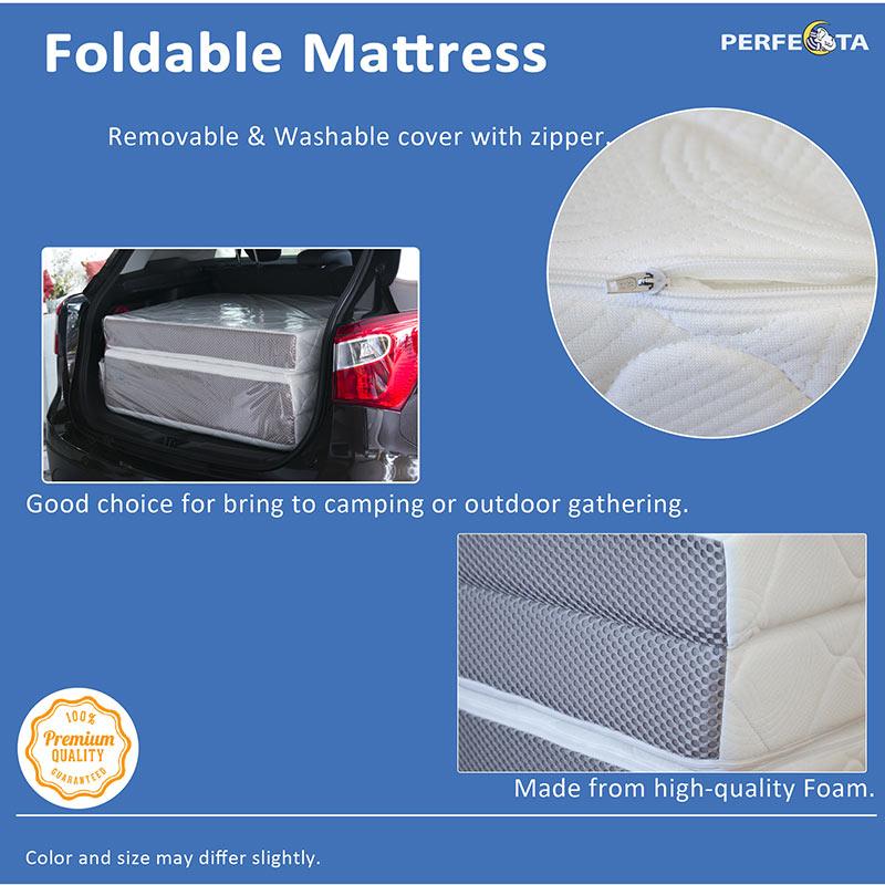 High Density Foam Folding Mattress Univonna