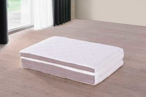 single foldable foam mattress
