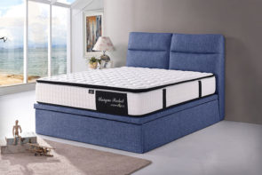 Valentino storage bed