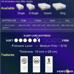 Sleep care mattress