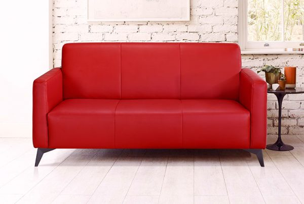 Fancy three seater sofa