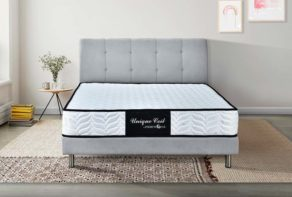 Divan Bed with spring mattress
