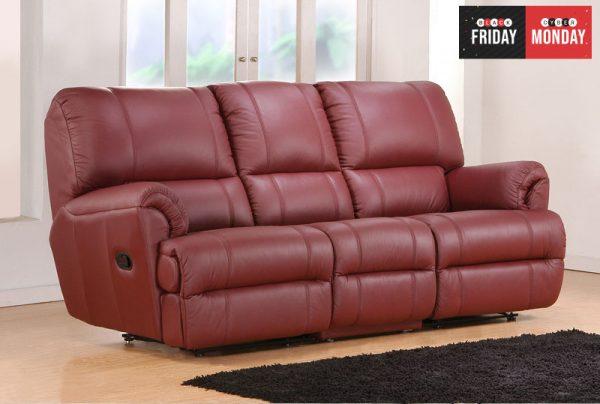 Linton Recliner Sofa Univonna